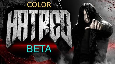 Hatred Color Mod BETA