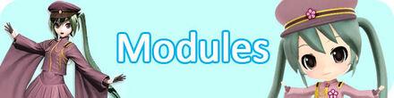 Modules bandeau
