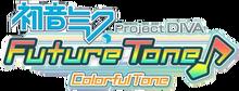Future tone colorful tone