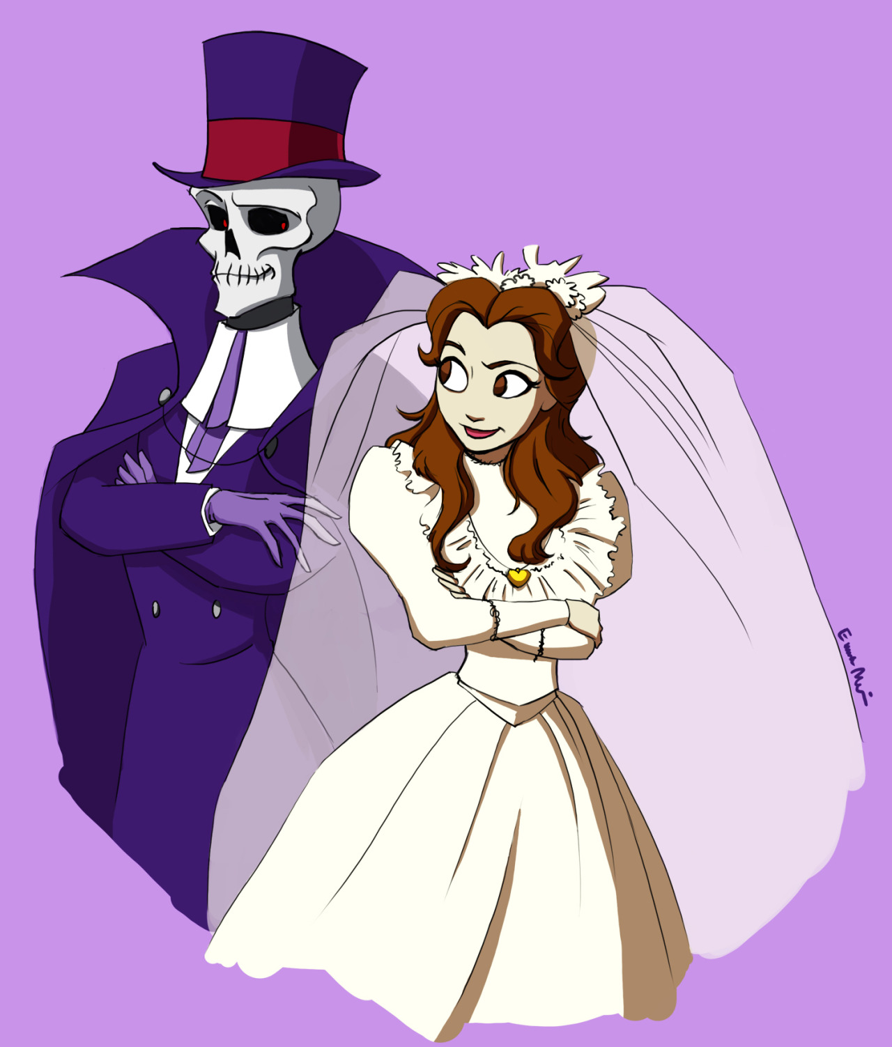 Emm Los 001 Haunted Mansion Wiki Fandom Powered By Wikia