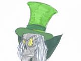 Evil Hatbox Ghost