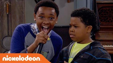 Haunted Hathaways Haunted Rapper - Official Clip Nick