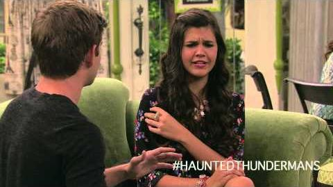 Nickelodeon - The Haunted Thundermans Clip