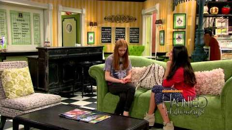 Haunted Hathaways - Haunted Newbie Clip - Nickelodeon