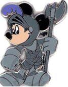 Mickey knight