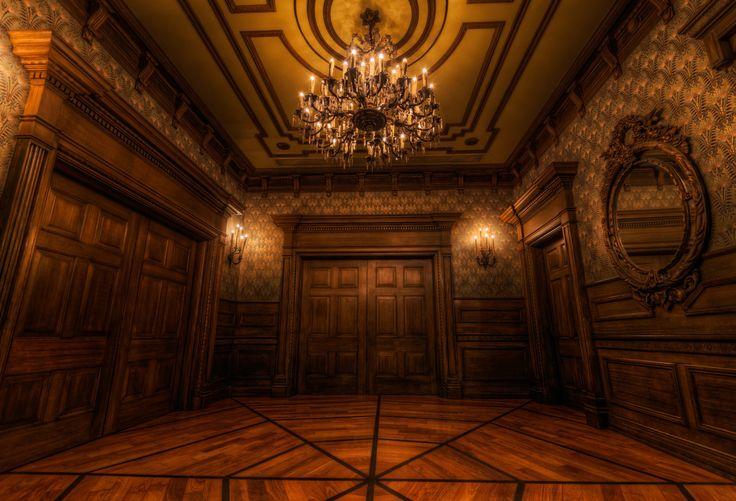 Foyer | Haunted Mansion Wiki | FANDOM powered by Wikia