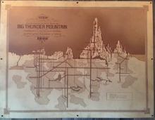 Big Thunder Map