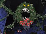 Man-Eating Wreath