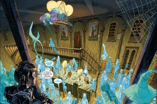 Ballroom in comics
