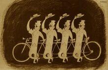 Marc Davis Dapper Bicycle
