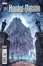 Haunted Mansion Vol 1 1