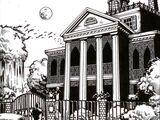 Gracey Manor (comics version)