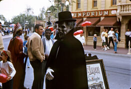 Phantom on Main Street