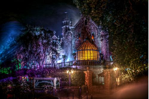 Haunted Mansion Wiki