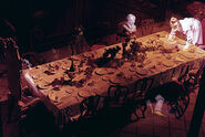 Haunted Mansion Dining Table