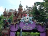 The Haunted Mansion Holiday Nightmare