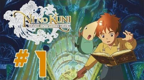 Let´s Play Ni No Kuni Part 1 Deutsch HD BLIND - Das Schicksal eines Jungen - Gameplay Walkthrough