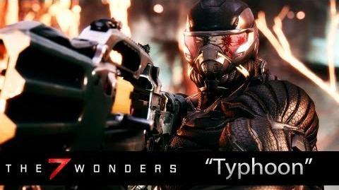 """""""Typhoon"""" - Die 7 Wunder von Crysis 3 - Episode 4"""