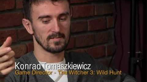 Interview Designing The Witcher 3 Wild Hunt