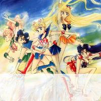 Social Sailor Moon