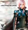 Lightning Returns Final Fantasy XIII Cover Art