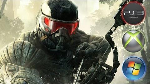 Crysis 3 - Grafikvergleich PC Xbox 360 PlayStation