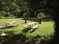 Clusterhaus Garten