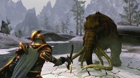 The Elder Scrolls Online - Erster Gameplay-Trailer aus dem Elder-Scrolls-MMO