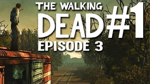 The Walking Dead Episode 3 - Long Road Ahead - Let's Play auf GameTube