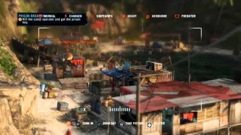 Ubisoft-TV - Meets Far Cry 3 Neue Gameplay Szenen von der Insel