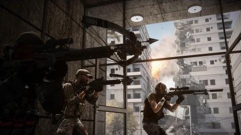 Battlefield 3 Aftermath Premiere Trailer