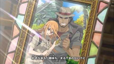 Yu-Gi-Oh! ZEXAL Opening 1 Masterpiece 720p HD