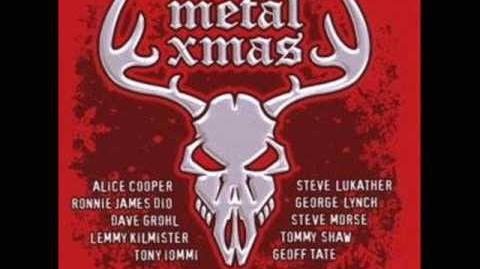 Alice Cooper - Santa Claws Is Coming To Town.