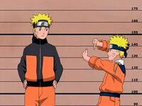 Naruto both sizes