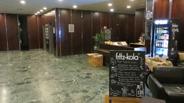 Clusterhaus Foyer