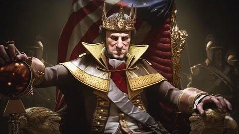 Assassin's Creed 3 - Trailer zum DLC»Die Tyrannei von König George Washington«von GameStar
