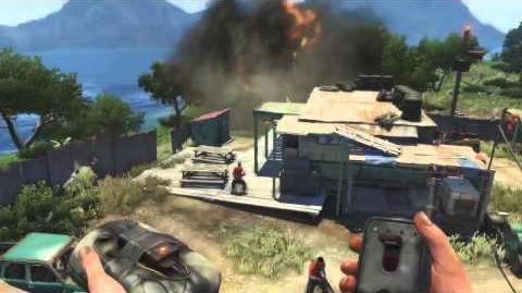 Far Cry 3 Feature video 2 Tactics, weapons and skills DE