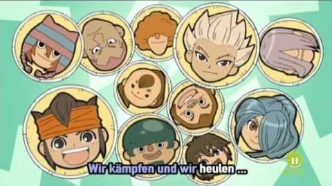 Inazuma Eleven - ANIME Intro German HD