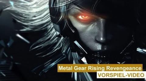 Metal Gear Rising Revengeance auf PS3 - Vorspielvideo auf AreaGames