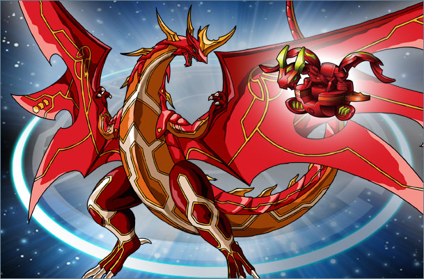 Bakugan Drago