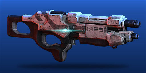 ME3 Argus Assault Rifle
