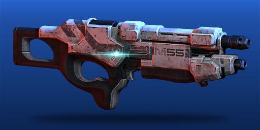 ME3 Argus Assault Rifle