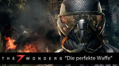 """""""Die perfekte Waffe"""" - Die 7 Wunder von Crysis 3 - Episode 5"""