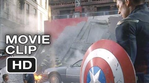 Marvel's The Avengers Eröffnungssequenz