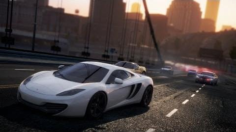Need for Speed™ Most Wanted Gameplay Feature Serie 1 -- Singleplayer