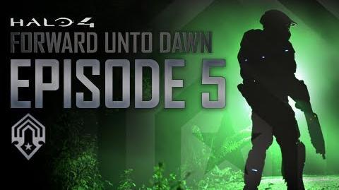 Halo 4 Forward Unto Dawn - Part 5 (Live-Action Halo Series)