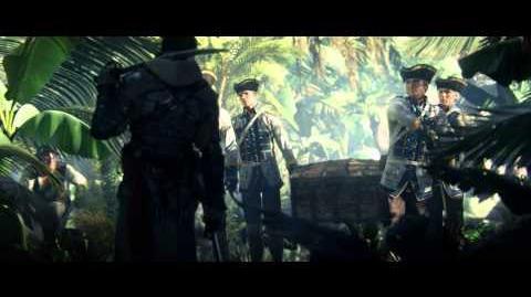 World Premiere Trailer - Assassin's Creed IV Black Flag DE