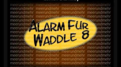 Alarm für Waddle 8 Lernen à la Kirby