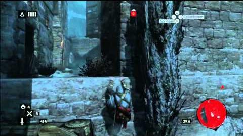 Assassin's Creed Revelations Walkthrough, Part 5 Verwundeter Adler Teil 2