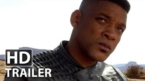 After Earth - Deutscher Trailer